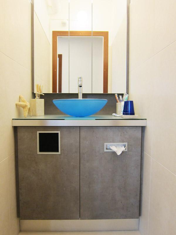 WC Waschtisch